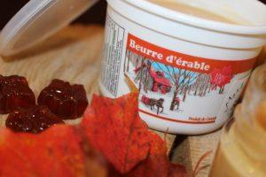 Beurre d'érable 2 - La cabane à Boubou