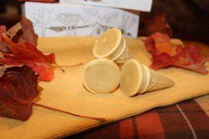Cornets à la tire et au beurre d'érable - La cabane à Boubou