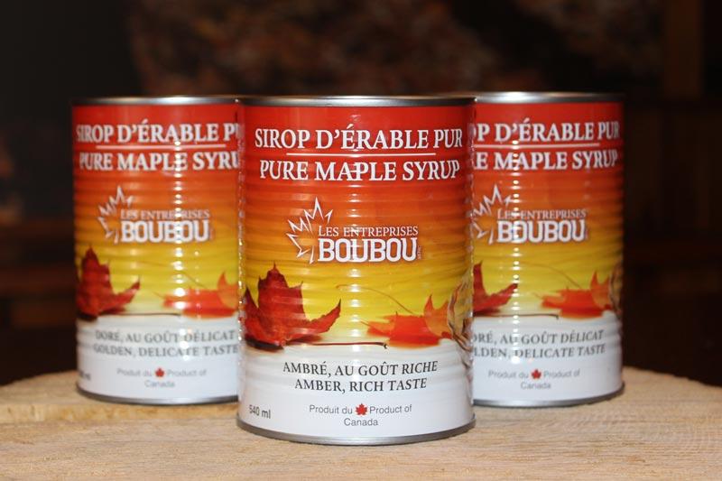 La cabane à Boubou - Boutique de l'érable